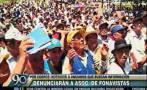 Fonavistas denunciarán a asociación por cobros indebidos