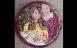 Instagram: nacimiento del bebe real inmortalizado en una pizza