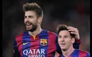 """Piqué sobre Lionel Messi: """"Nadie lo puede parar"""""""