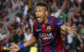 Neymar sentenció al Bayern Múnich con gol de huacha a Neuer