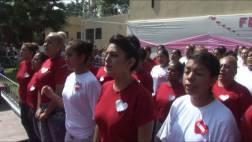 Un Día de la Madre tras las rejas en Chorrillos [VIDEO]