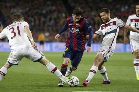 Lionel Messi: 90 minutos de frustración, golazos y felicidad