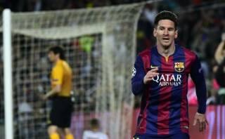 Lionel Messi: lo que dijo tras su doblete en Champions League