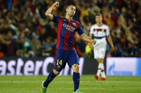 Lado B de la Champions: lo que la TV no mostró del Barza-Bayern