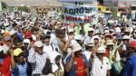 Paro contra Tía María: hoy se retoma el diálogo - Noticias de carlos marroquin