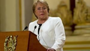 Chile: Bachelet pide la renuncia de todo su gabinete
