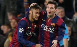 """Neymar y un elogio a Messi: """"Cada día aprendo muchísimo de Leo"""""""