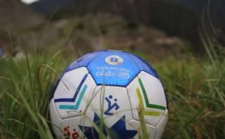 Copa América 2015:Machu Picchu es promocionado por organización