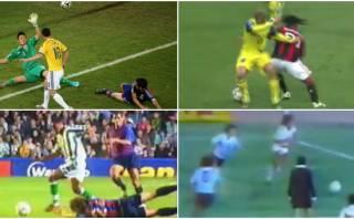 Messi, Boateng y otras jugadas que ridiculizaron a rivales