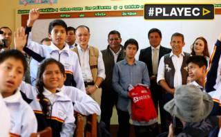 Banco Mundial valora aumento de inversión de Perú en educación