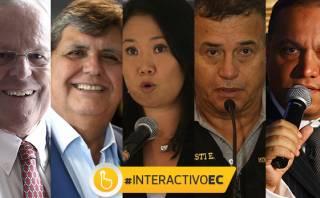 Elecciones 2016: los candidatos que son, serán y sueñan ser