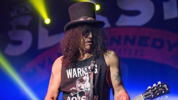 Slash dejó abierta la posibilidad de reunirse con Guns N' Roses