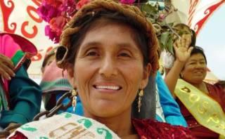 Mórrope: eligen a mamá comunera Mochica por el Día de la Madre
