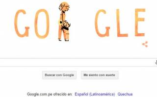 Día de la Madre: Google las recuerda con doodle animado