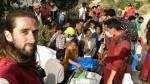 Terremoto en Nepal: El argentino que ayuda a los sobrevivientes - Noticias de hotel monasterio