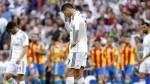 Real Madrid igualó 2-2 ante Valencia y se aleja del título - Noticias de nuno gomes