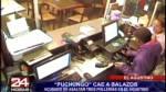El Agustino: capturan a delincuente por asaltar tres pollerías - Noticias de jorge donayre