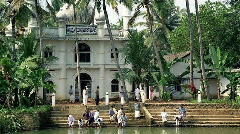 La familia Varkey emigró a Dubai desde la región de Kerala, en el sur de India. (Foto: BBC Mundo)