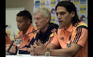 Colombia, rival de Perú, presentó lista para la Copa América