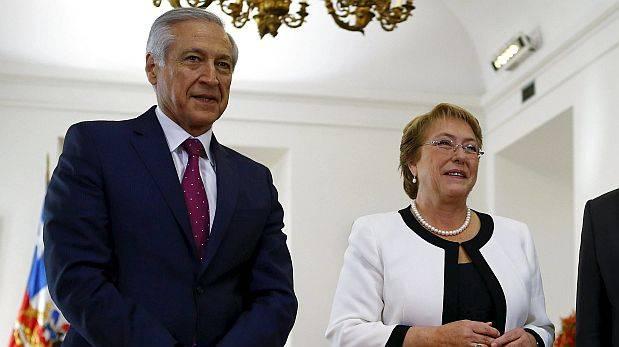 Chile cambió el nombre de inicio de frontera terrestre con Perú