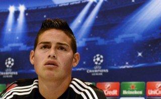 James Rodríguez negó aislar a Gareth Bale del juego del Madrid