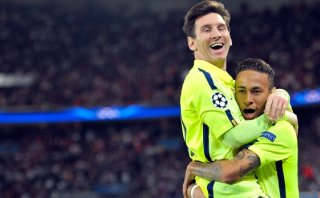 Neymar + Messi: mira sus 19 golazos en Champions League (VIDEO)