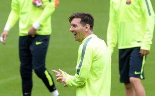 Lionel Messi reafirmó su único objetivo en final de Champions