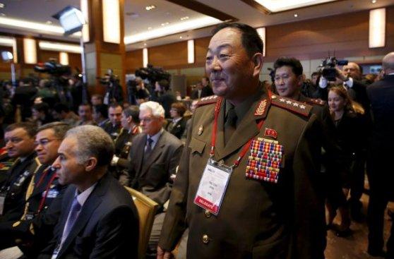 Kim Jong-un ejecutó a su ministro con un cañón antiaéreo