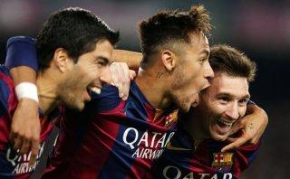 Neymar ocultó el verdadero nombre del tridente 'MSN'