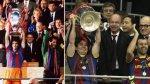 Barcelona: así le fue en sus siete finales de Champions (VIDEO) - Noticias de wembley