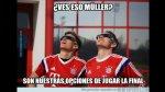 Los memes del Barcelona tras eliminar al Bayern en Múnich - Noticias de thomas allison