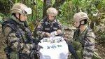 Vraem: Mafias usan stickers para identificar insumos de cocaína - Noticias de polícia antidrogas