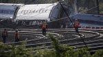 Filadelfia: Siete personas mueren en accidente de tren - Noticias de accidente de carretera