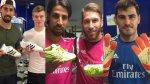 Jugadores del Real Madrid unidos en subasta para niños - Noticias de marco reus