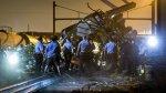 Accidente de tren en Filadelfia deja 7 muertos y 140 heridos - Noticias de accidente en chincha