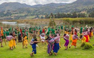Andahuaylas: conoce un poco más del imperio de los Chancas