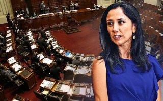 Nadine Heredia fue citada por la comisión Belaunde Lossio