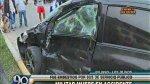 Ómnibus causó accidente que dejó un militar muerto - Noticias de ejército peruano