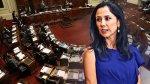 Nadine Heredia fue citada por la comisión Belaunde Lossio - Noticias de ezequiel nolasco