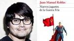 Juan Manuel Robles presentará su primera novela este 27 de mayo - Noticias de revista somos