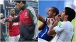 Luis Suárez vs. Giorgio Chiellini, Patrice Evra y Juventus - Noticias de topsy