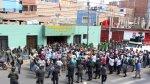 Tumán: policía que grababa protestas de azucareros fue agredido - Noticias de tumán