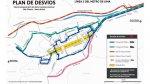Metro de Lima: cierre de Carretera Central inicia miércoles 20 - Noticias de tráfico vehicular