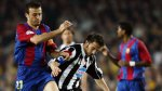 Barcelona vs. Juventus: el último enfrentamiento fue en 2003 - Noticias de patrick kluivert