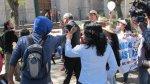 Arequipa: agreden a participantes de concentración por la paz - Noticias de pueblos jovenes