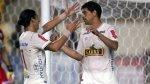 Universitario venció 2-0 a Ayacucho FC por el Torneo Apertura - Noticias de erick coavoy
