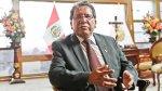 Sánchez afirmó que será candidato a suceder a Ramos Heredia - Noticias de fiscalia de la nacion