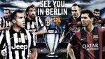 Barcelona vs. Juventus: día, hora y canal de final de Champions - Noticias de hora peruana