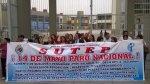 Sutep acata paro de 24 horas para exigir aumento salarial - Noticias de ministerio de educación