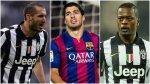 Chiellini y Evra hablaron sobre Luis Suárez ¿Qué dijeron? - Noticias de mundial brasil 2014